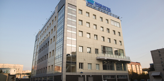 Central office of